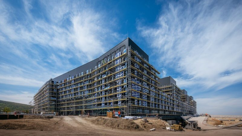 Nová nemocnica Bratislava: Funkčná architektúra